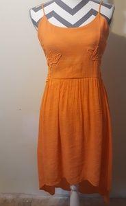 Nwot Maurices orange sundress